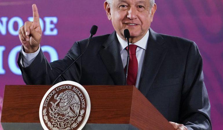 Andrés Manuel López Obrador 14 de junio