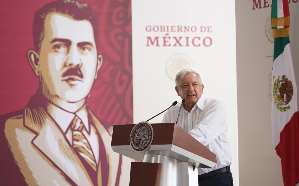 México no está a más de 10 mil kilómetros de EU, sí podemos