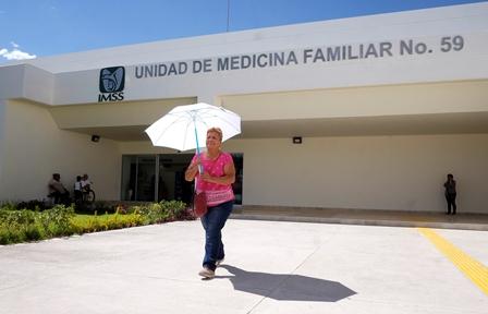 Cada año, otorga IMSS más de 27 millones de consultas por enfermedades agudas