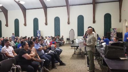 Jornada por la defensa de los derechos de las personas mexicanas en Estados Unidos