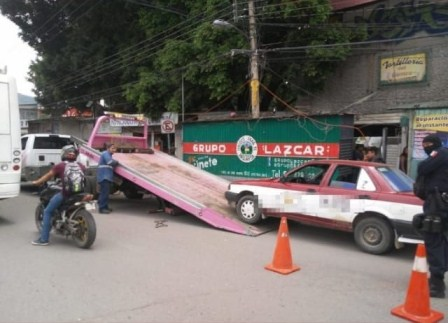 "Operativo ""Mercado Seguro"""