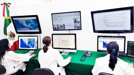 Centro Virtual de Operaciones