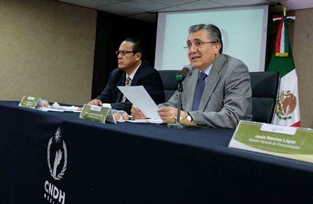 Lamenta CNDH negativa del ejecutivo federal a aceptar Recomendación sobre estancias infantiles