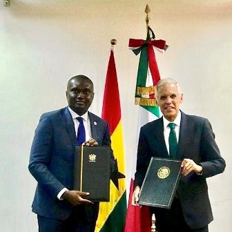 Ghana y México