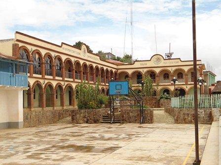 San Marcial Ozolotepec