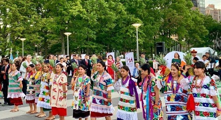 Oaxaca y su Guelaguetza