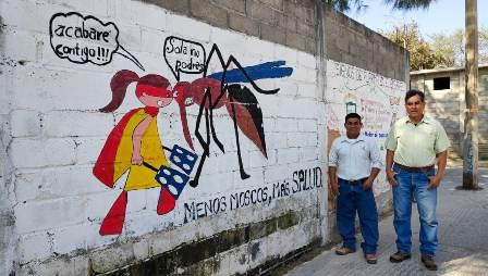 Acciones contra dengue