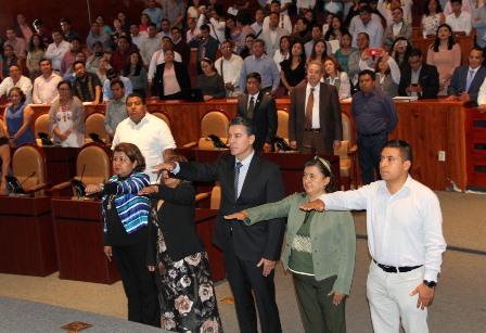 ¿Madurez en la 64 Legislatura de Oaxaca
