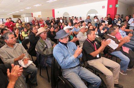 Recibe Sedapa más de cinco mil proyectos agrícolas, pecuarios, acuícolas y pesqueros