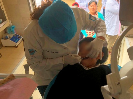 En Oaxaca, inicia Segunda Semana Nacional de Salud Bucal